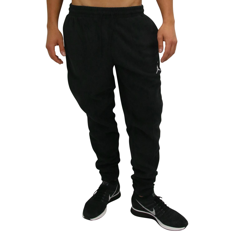 03ca7748f8a7a0 Nike Jordan Therma 23 Alpha Trainingshose Jogginghose Herren Schwarz ...