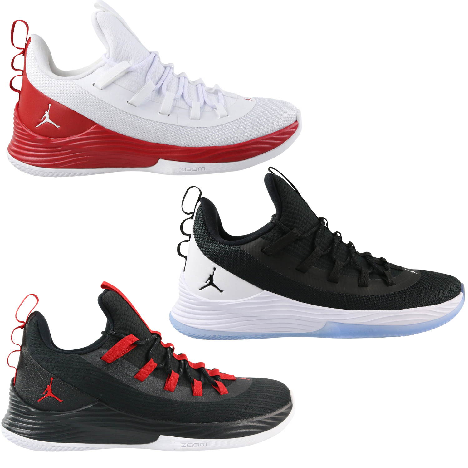 more photos 12159 ffbd8 Nike Jordan Ultra Fly 2 Low Basketballschuhe Herren Sneaker
