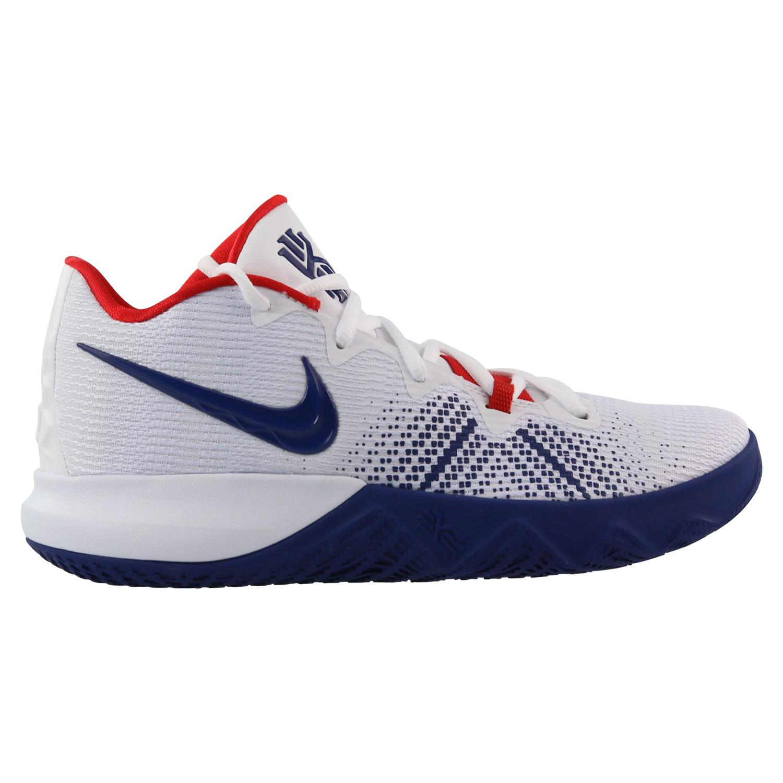 Nike Kyrie Flytrap Basketballschuhe Turnschuhe Schuhe Herren Weiß ... Haltbarkeit