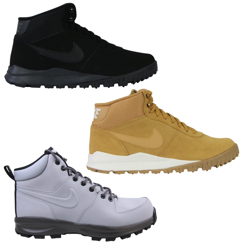 Dettagli su NIKE Manoa Hoodland Tanjun Chukka Inverno Scarpe Stivali Boots Uomo mostra il titolo originale