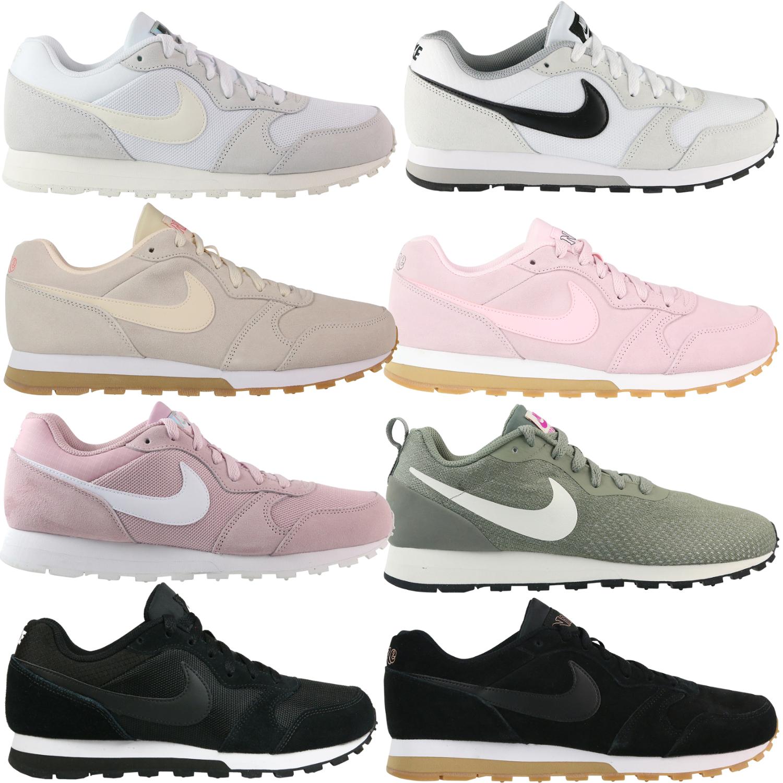 a nombre de virar Alrededor  Nike Md Runner 2 zapatos zapatillas cortos señora | eBay