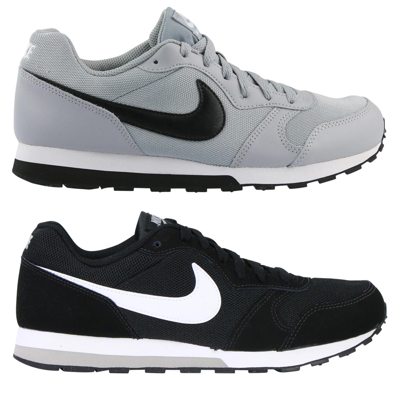 Détails sur Nike MD Runner 2 (GS) Enfant Chaussures Femmes Sneaker afficher le titre d'origine