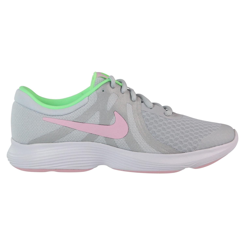 Nike Damen Wmns Revolution 4 EU Laufschuhe, Mehrfarbig, 38.5