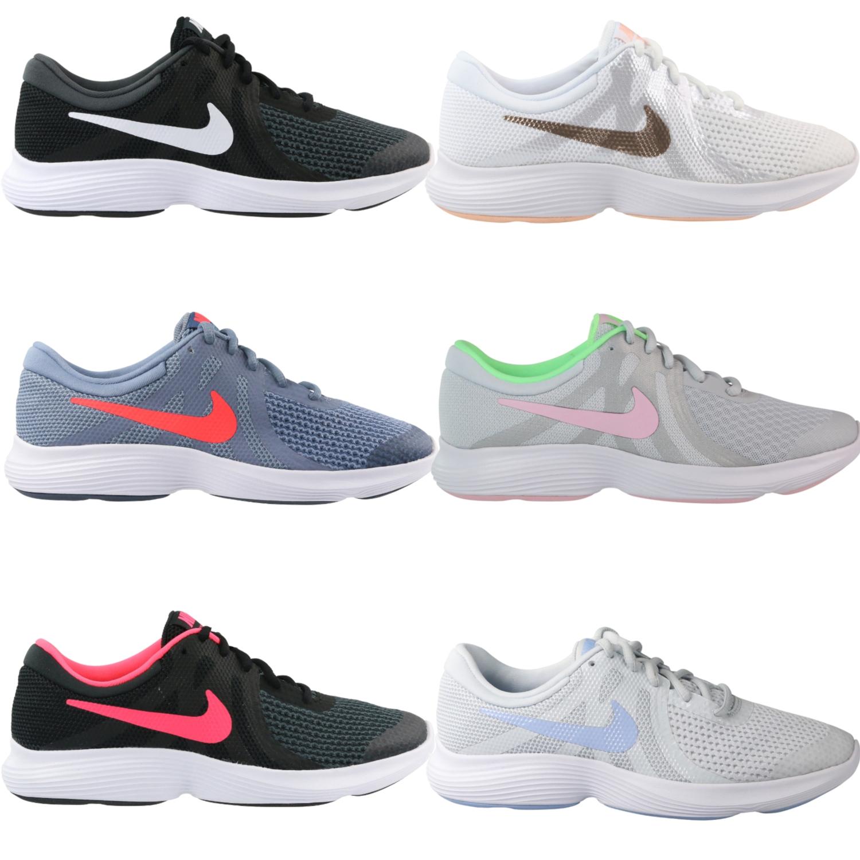 NIKE Kinder Jungen Sport Fitness Freizeit Schuhe REVOLUTION Sneaker 943309 006