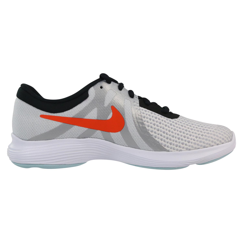 Details zu Nike Revolution 4 SD (GS) Laufschuhe Running Schuhe Kinder Hellgrau AR0202 001