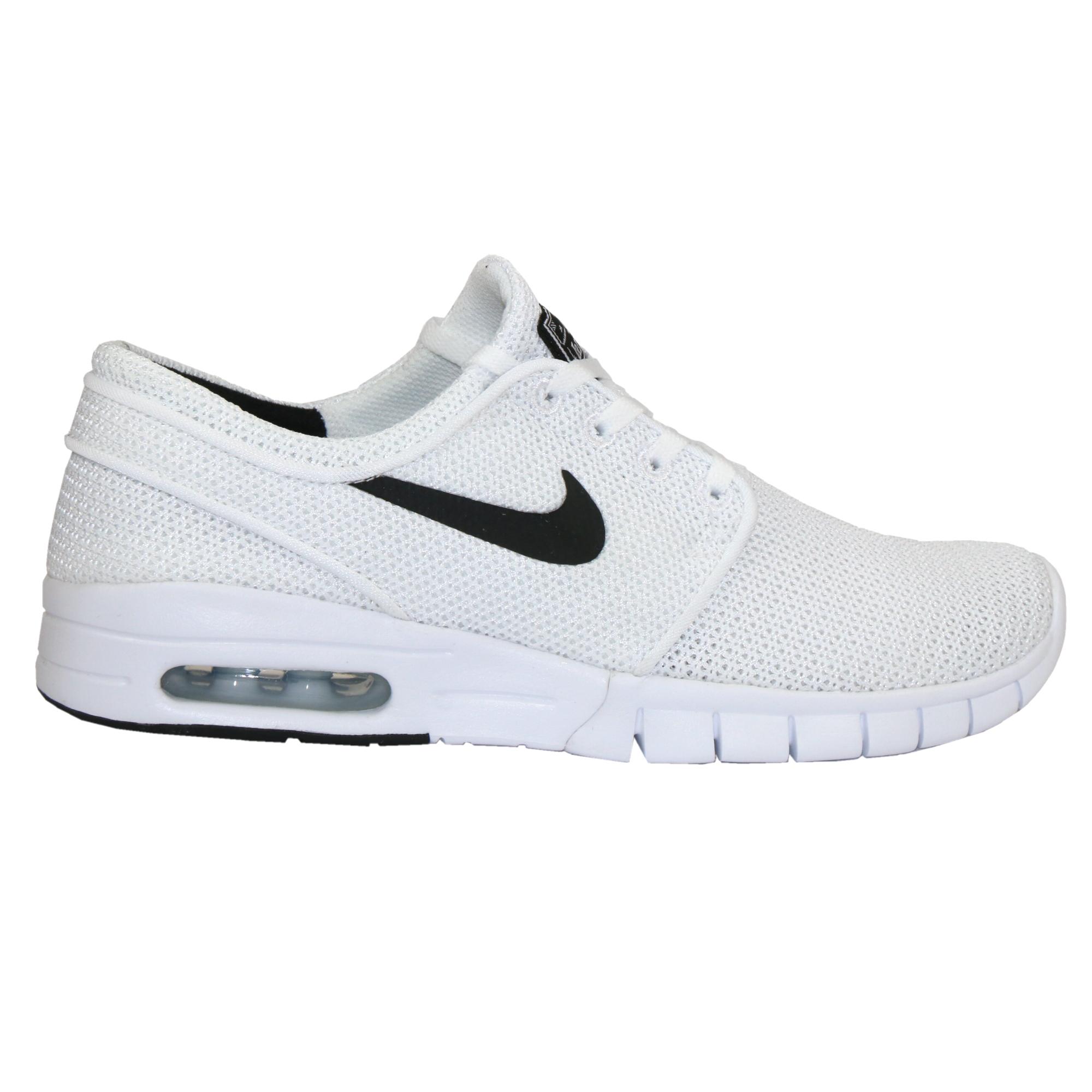 Nike SB Stefan Janoski Max Schuhe Turnschuhe Sneaker Herren 807497 006 Schwarz