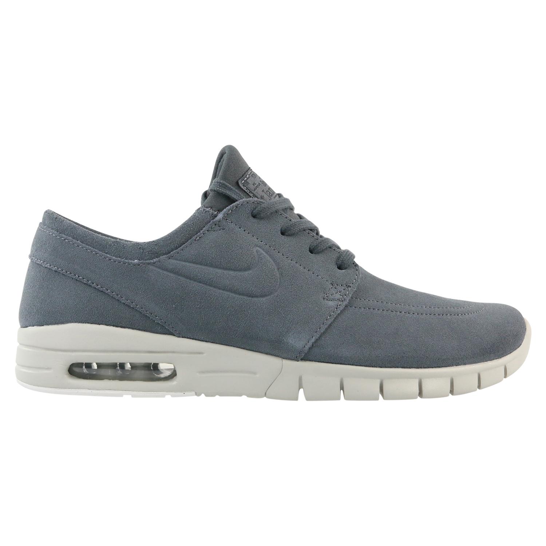 b25759f8898dd2 Nike SB Stefan Janoski Max L Schuhe Sneaker Skaterschuhe Herren Grau ...