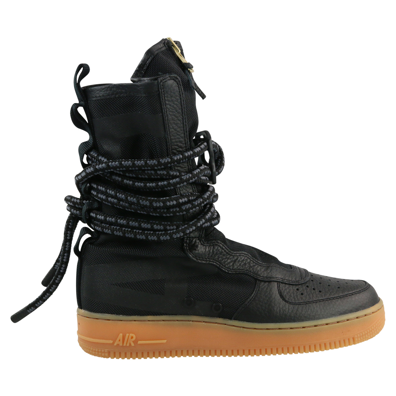 44b952710afcbf Nike SF Air Force 1 Hi Schuhe Stiefel Sneaker Winterstiefel Herren ...