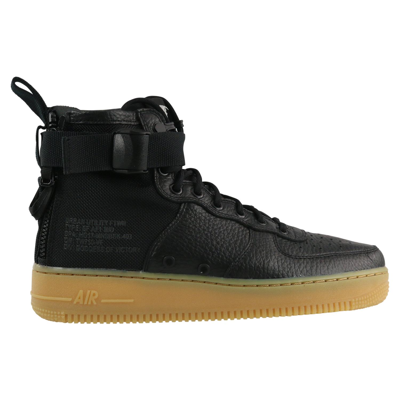 Nike SF Air Force 1 Mid Schuhe High-Top Sneaker Herren ...