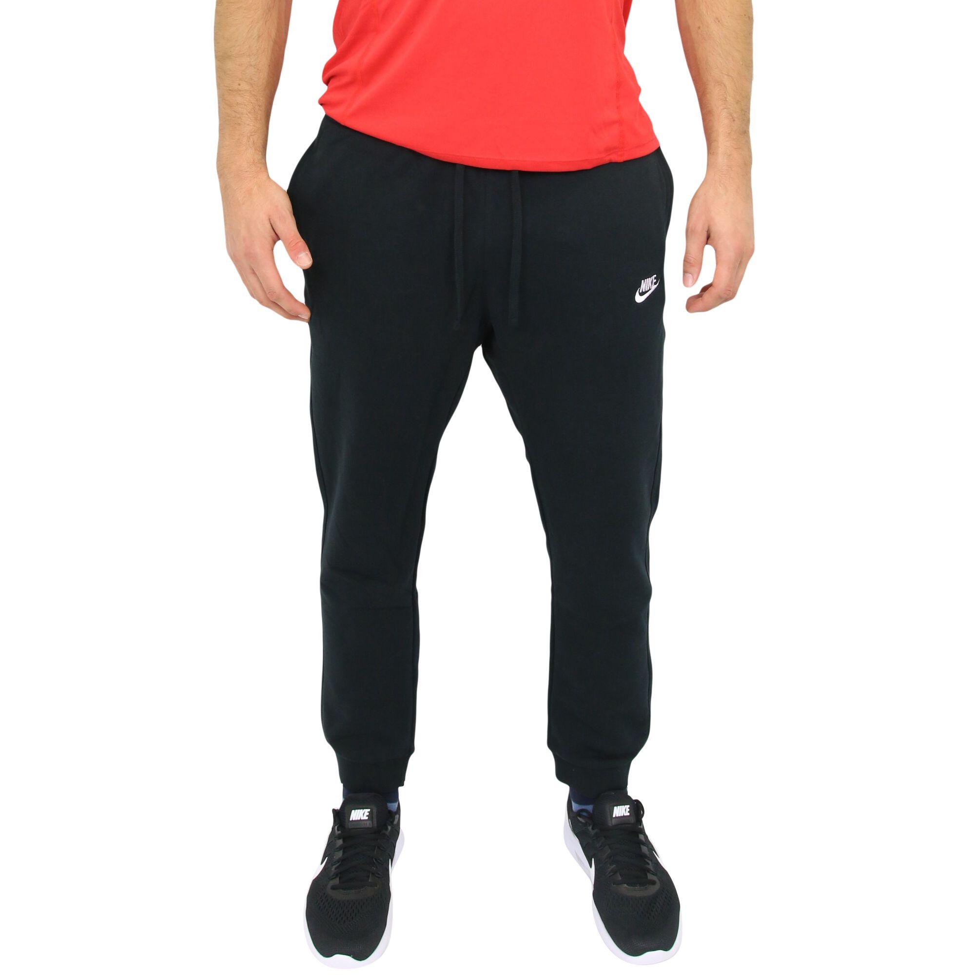 Details zu Nike Sportswear Joggers Hose Jogginghose Trainingshose Herren 804465 010 Schwarz