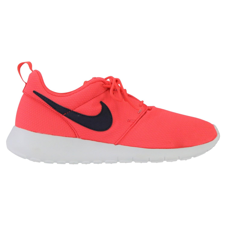 huge selection of b76b4 00f6c Nike Roshe One Run (GS) Schuhe Sneaker Mädchen Damen Rosa   eBay