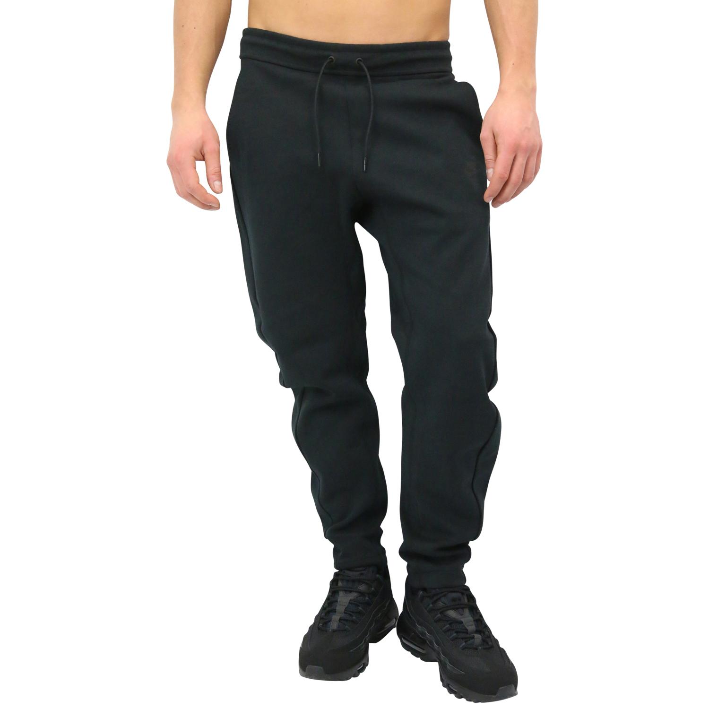 Details zu Nike Sportswear Tech Fleece Hose Jogginghose Sporthose Herren Schwarz 928507 011