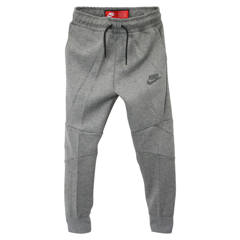 Détails sur Nike Sportswear Tech Fleece Pantalon (GS) en Survêtement Garçons Gris 804818 094 afficher le titre d'origine