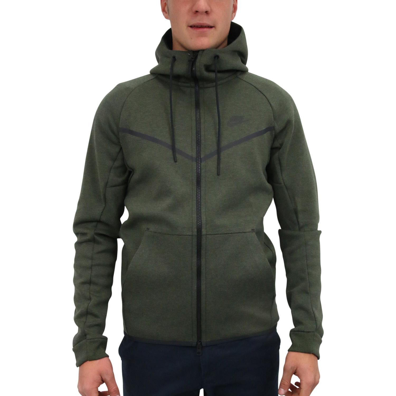 nike sportswear tech fleece windrunner hoodie felecejacke jacke herren ebay. Black Bedroom Furniture Sets. Home Design Ideas