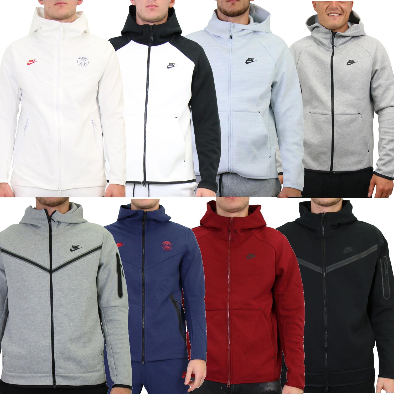 Details about Nike Sportswear Tech Fleece Windrunner Hoodie feleecejacke Sweat Jacket Mens show original title