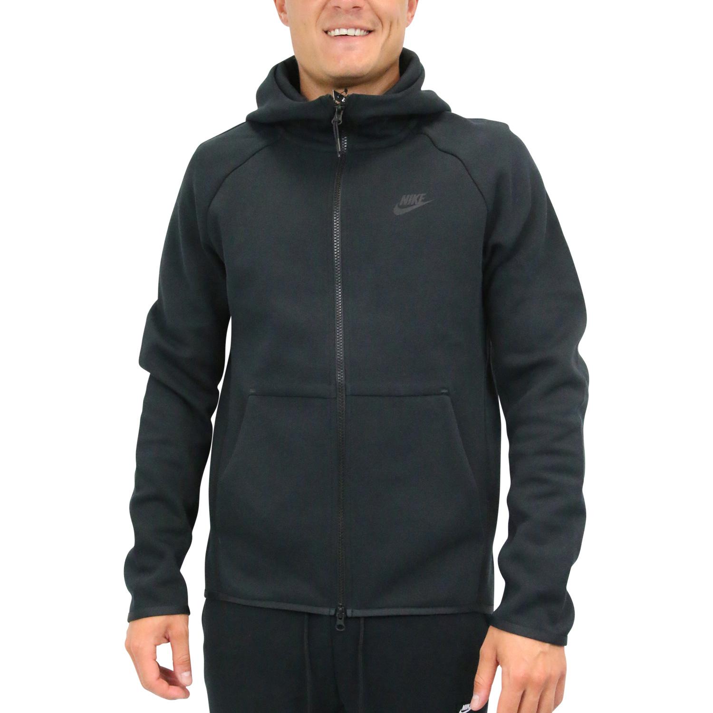 Nike Sportswear Tech Fleece Windrunner Hoodie Olivengrün