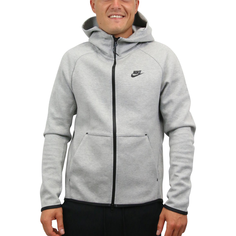 Détails sur Nike Sportswear Tech Fleece Winterized Hoodie Veste homme 928483 063 Gris afficher le titre d'origine