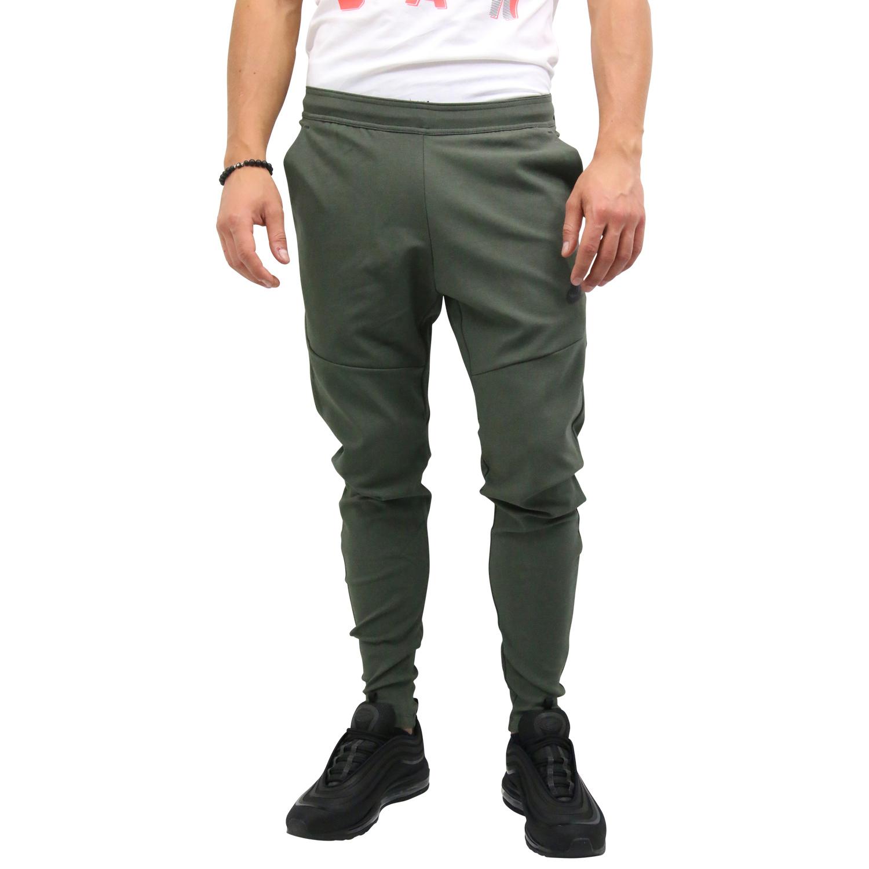 Nike Sportswear Tech Jogginghose Jogger Hose Herren Schwarz