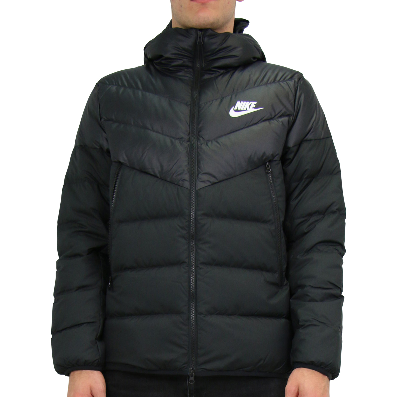Sportswear zu Nike Schwarz 928833 Details Windrunner Daunenjacke Herren 010 D2IW9YEH