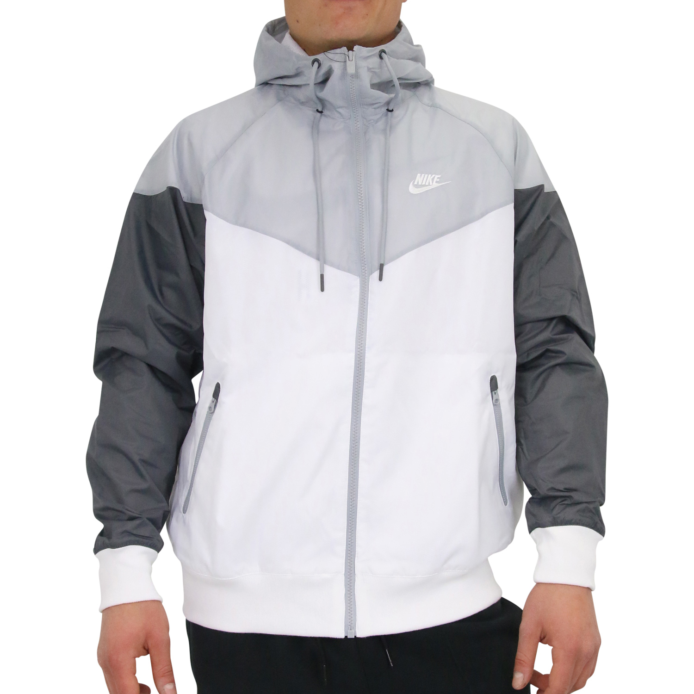 Details zu Nike Sportswear Windrunner Jacke Sportjacke Windjacke Herren AR2191 100 Weiß
