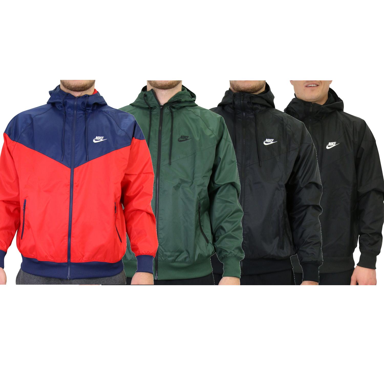 Details zu Nike Sportswear Windrunner Jacke Windjacke Windbreaker Herren AR2191