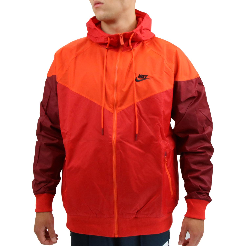 Ar2191 Windrunner Jacke Zu 658 Windbreaker Details Nike Sportswear Herren Rot 8vwNnm0