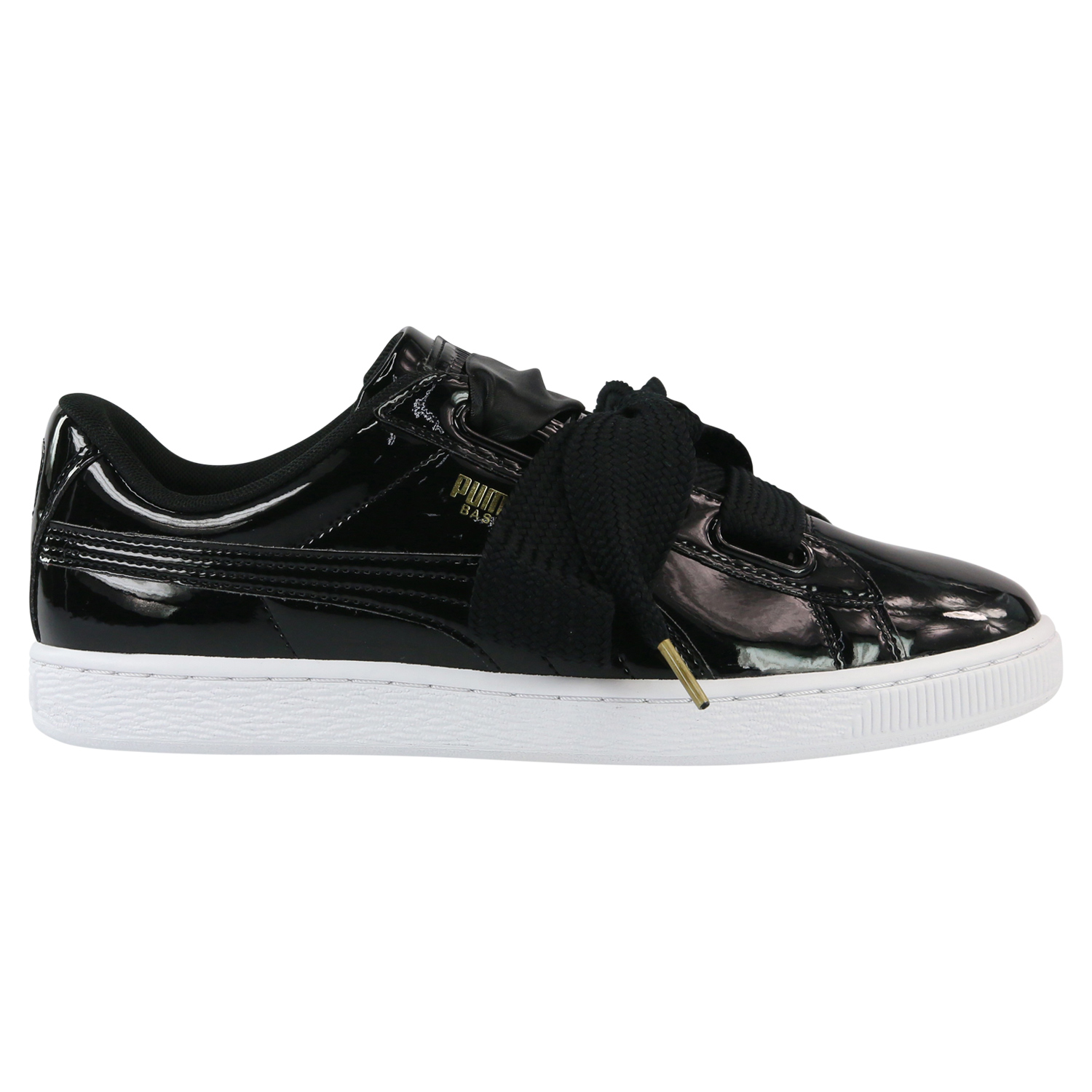 puma basket heart patent damen sneaker schuhe turnschuhe. Black Bedroom Furniture Sets. Home Design Ideas
