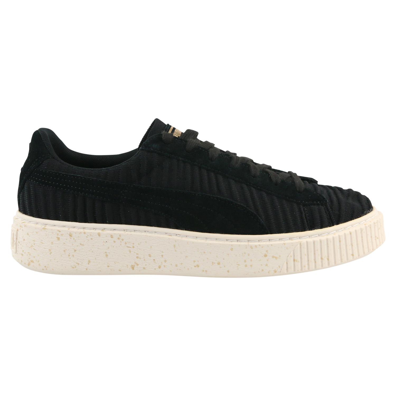 90561b6eafdb ... Puma Basket Platform zapatos zapatillas cortos señora diferentes  modelos ...