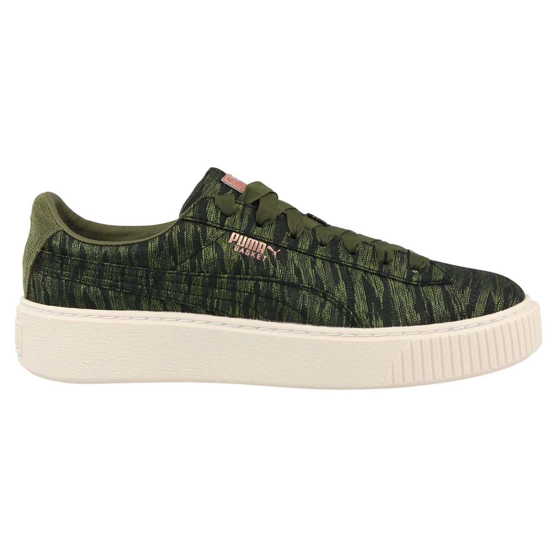 puma basket platform schuhe turnschuhe sneaker damen verschiedene modelle ebay. Black Bedroom Furniture Sets. Home Design Ideas