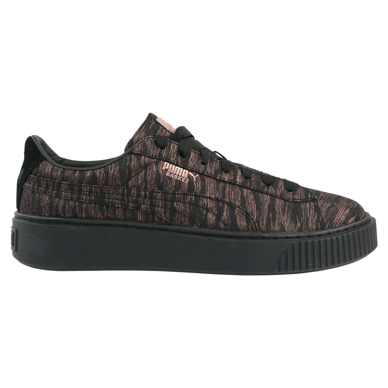 uk availability b3465 721c4 ... Puma Basket Platform zapatos zapatillas cortos señora diferentes  modelos ...