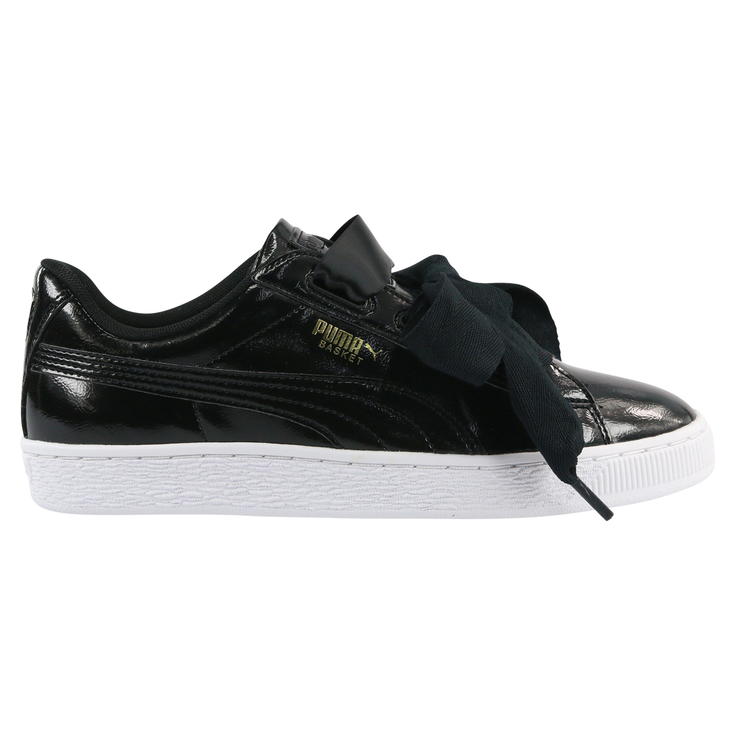 puma basket heart patent de glam jr sneaker schuhe. Black Bedroom Furniture Sets. Home Design Ideas