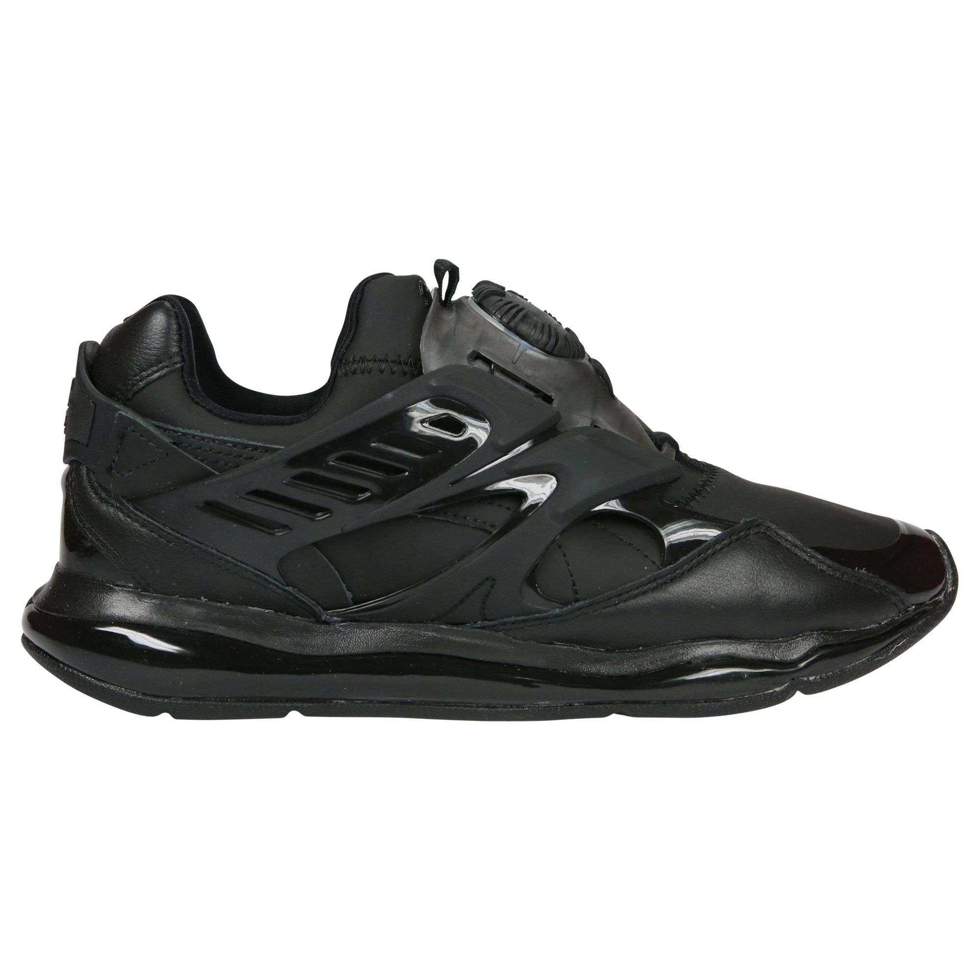Puma Disc Blaze Cell Schuhe Turnschuhe Sneaker Herren Damen 360078 01 Schwarz