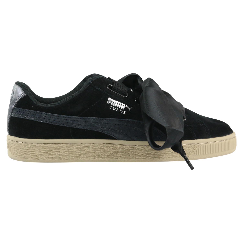 Puma Suede Heart SNK Sneaker Jewel Bubble Jr Schuhe Sneaker SNK Schleife Damen Mädchen 9c4269