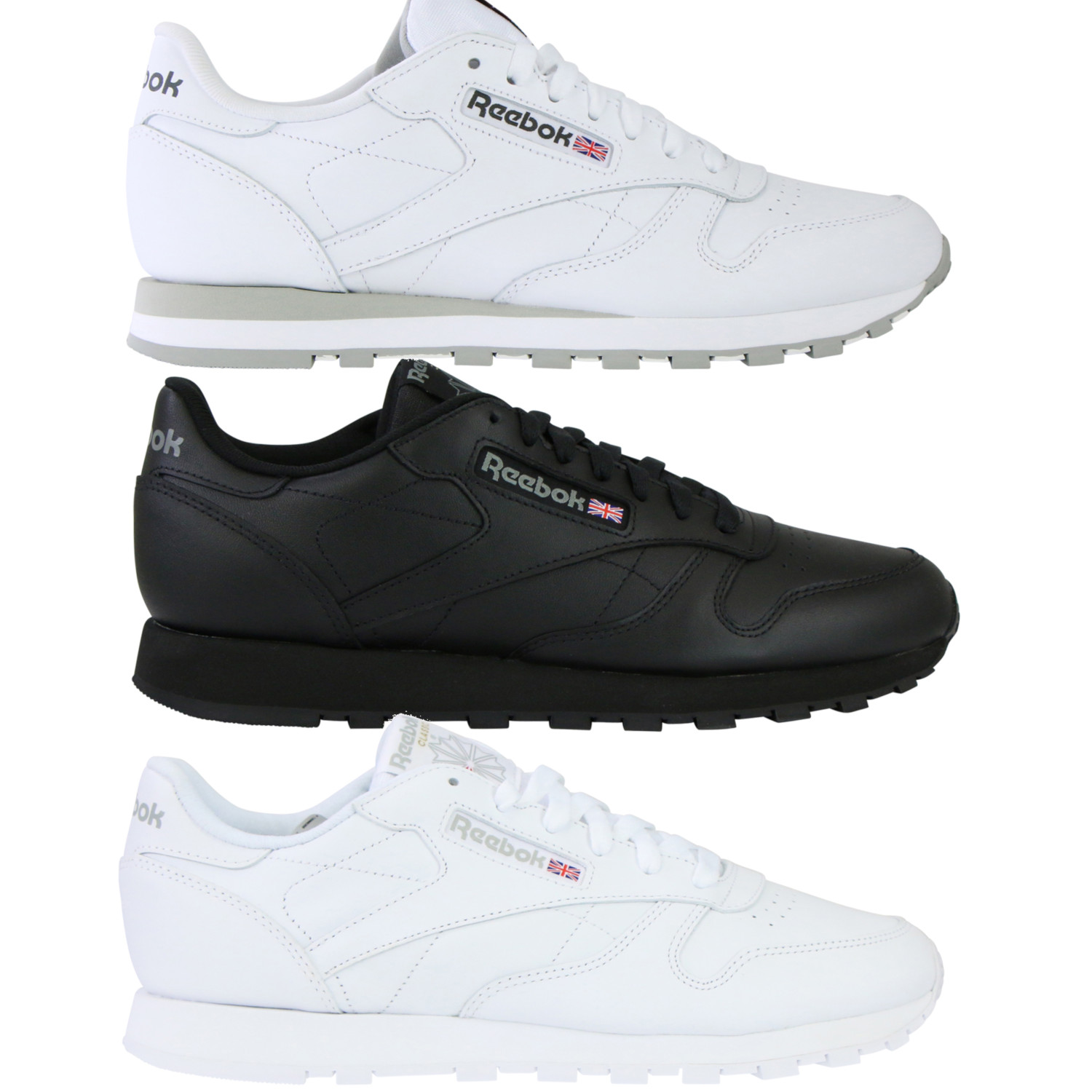 Details about Reebok Classic Leather MU FBT L PG clean Exotics Sneaker Shoes Womens show original title