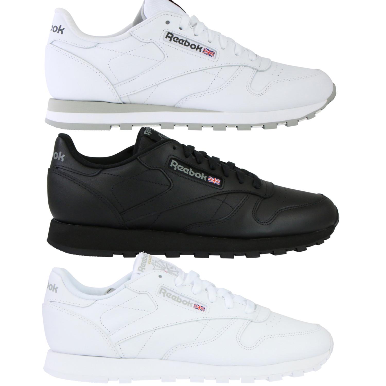 REEBOK Sneaker 'Classic Leather Explore' aus Leder in Grau