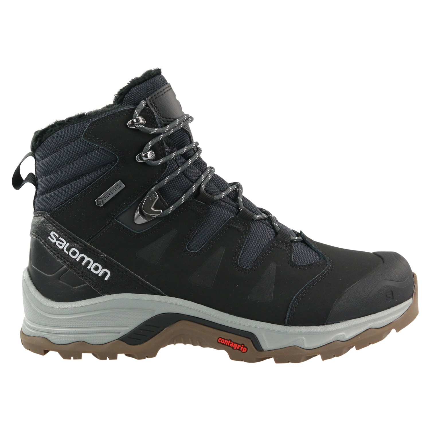 salomon quest winter gtx wanderschuhe winterschuhe. Black Bedroom Furniture Sets. Home Design Ideas