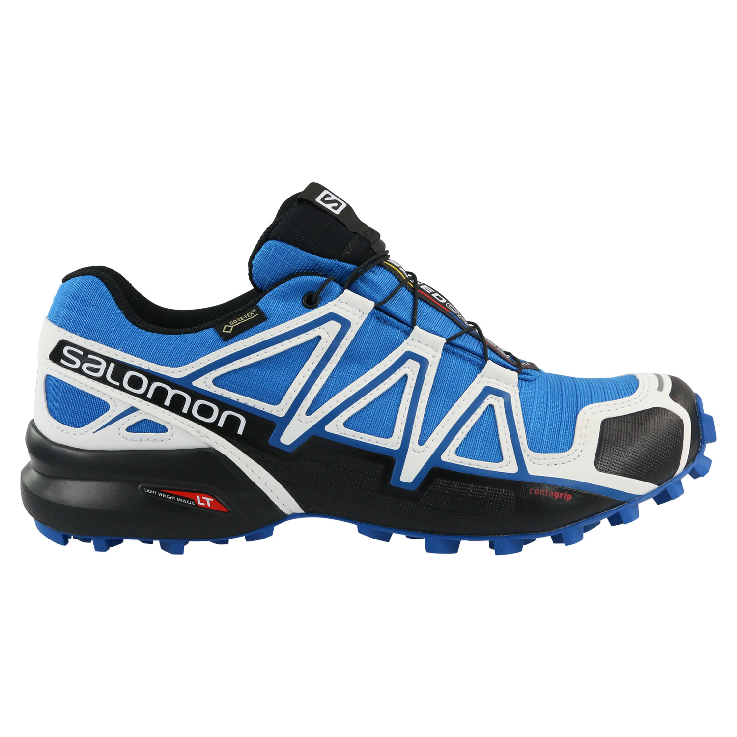salomon speedcross 4 gtx schuhe laufschuhe trail running herren gore tex ebay. Black Bedroom Furniture Sets. Home Design Ideas