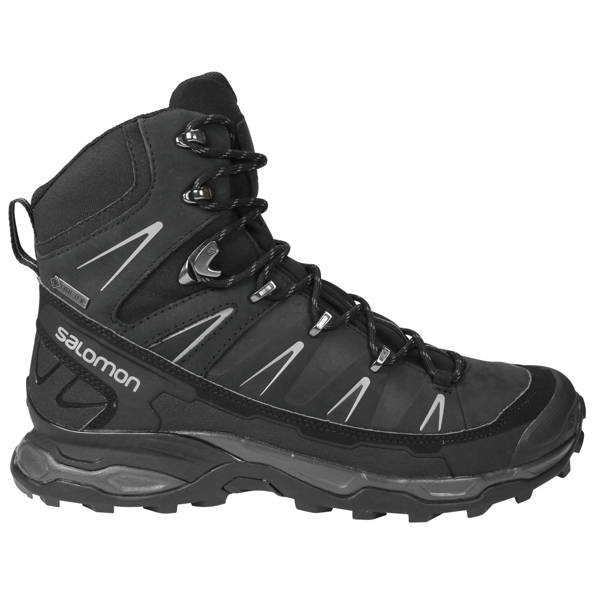 salomon x ultra trek gtx gore tex schuhe wanderschuhe boots outdoor herren ebay. Black Bedroom Furniture Sets. Home Design Ideas