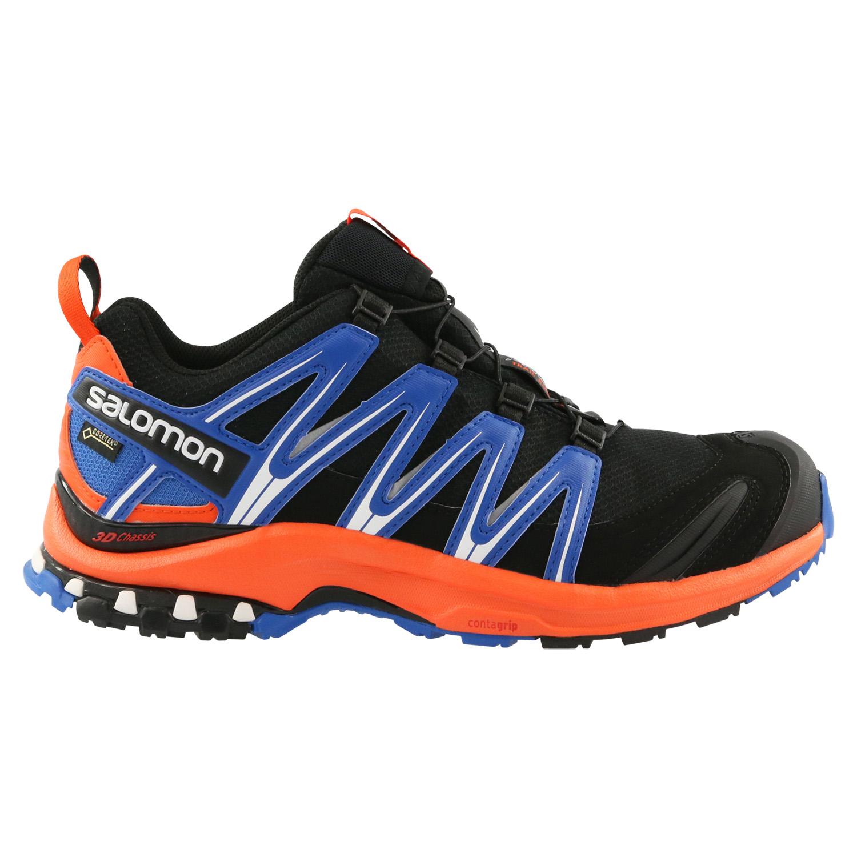 Salomon XA Pro 3D GTX® Wanderschuhe Trekking Outdoor Schuhe Gore-Tex Herren | eBay