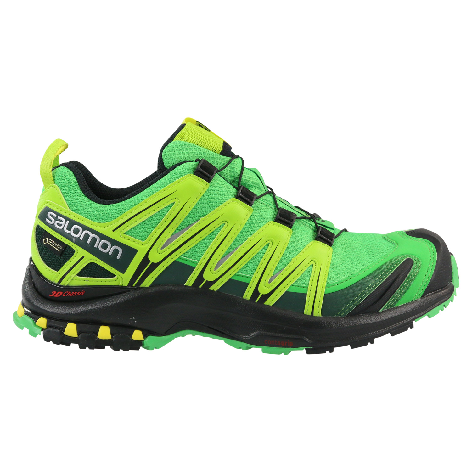 salomon xa pro 3d gtx wanderschuhe trekking outdoor schuhe gore tex herren ebay. Black Bedroom Furniture Sets. Home Design Ideas