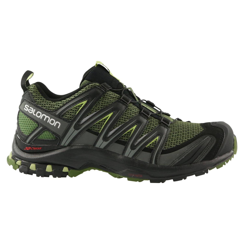 Salomon Trekking Shoes Uk