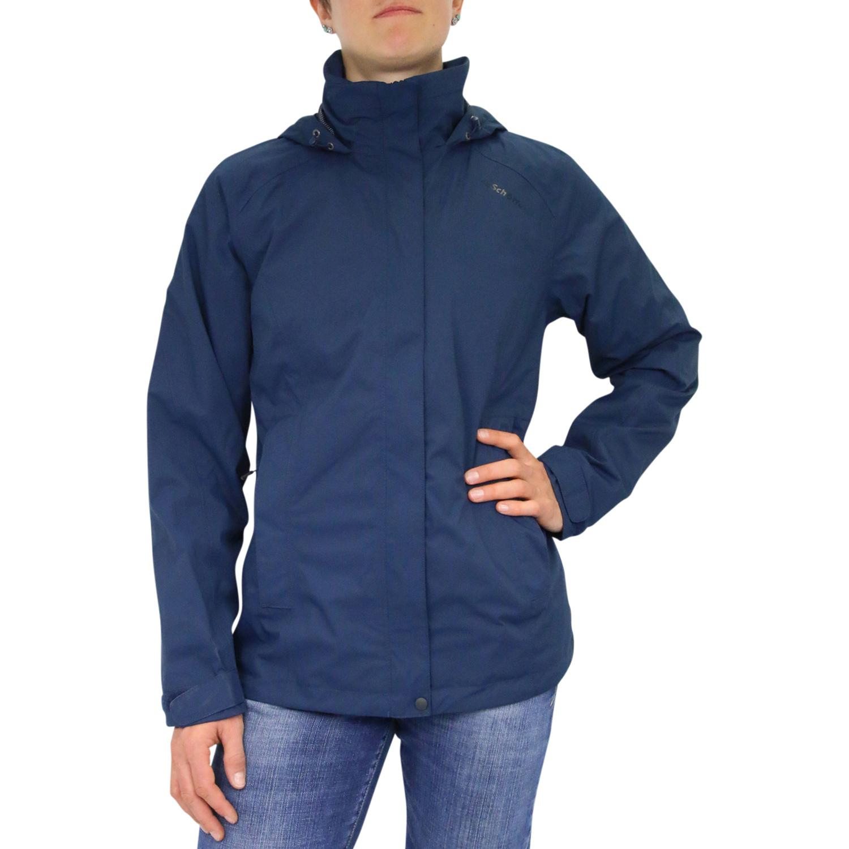 sch ffel easy l ii jacket jacke windjacke regenjacke blau damen 11376 22905 8180 ebay. Black Bedroom Furniture Sets. Home Design Ideas