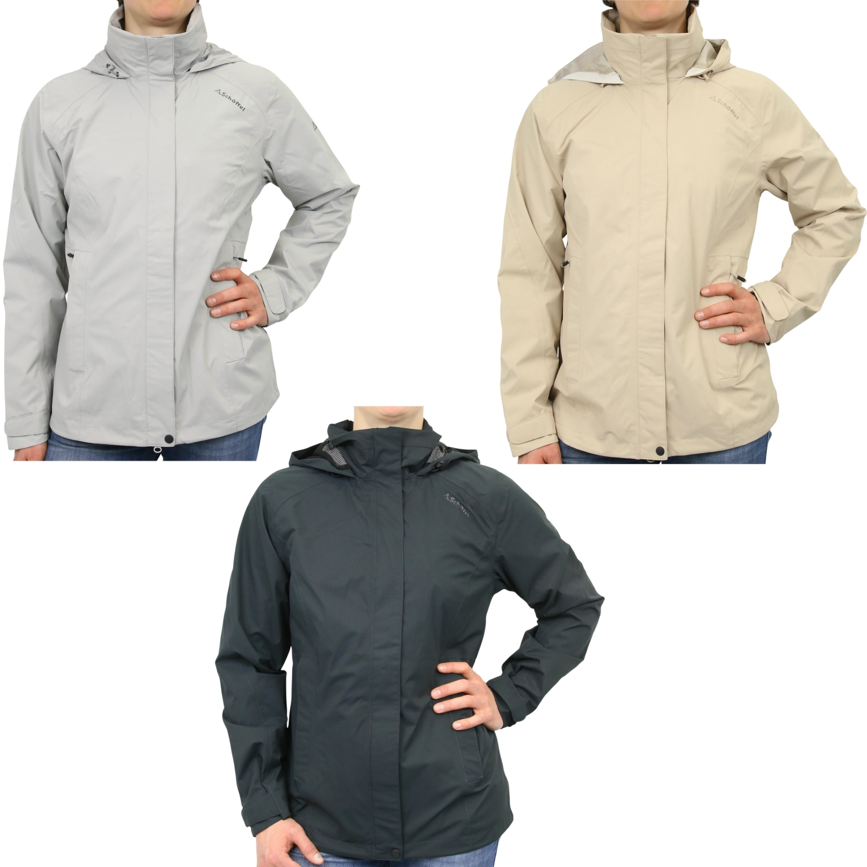 sch ffel easy l ii jacket jacke regenjacke windjacke outdoor kapuze damen ebay. Black Bedroom Furniture Sets. Home Design Ideas