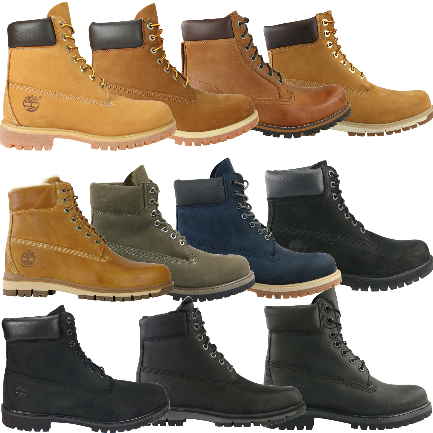 234280ce30 Timberland 6-Inch Premium Waterproof Boot Schuhe Stiefel ...