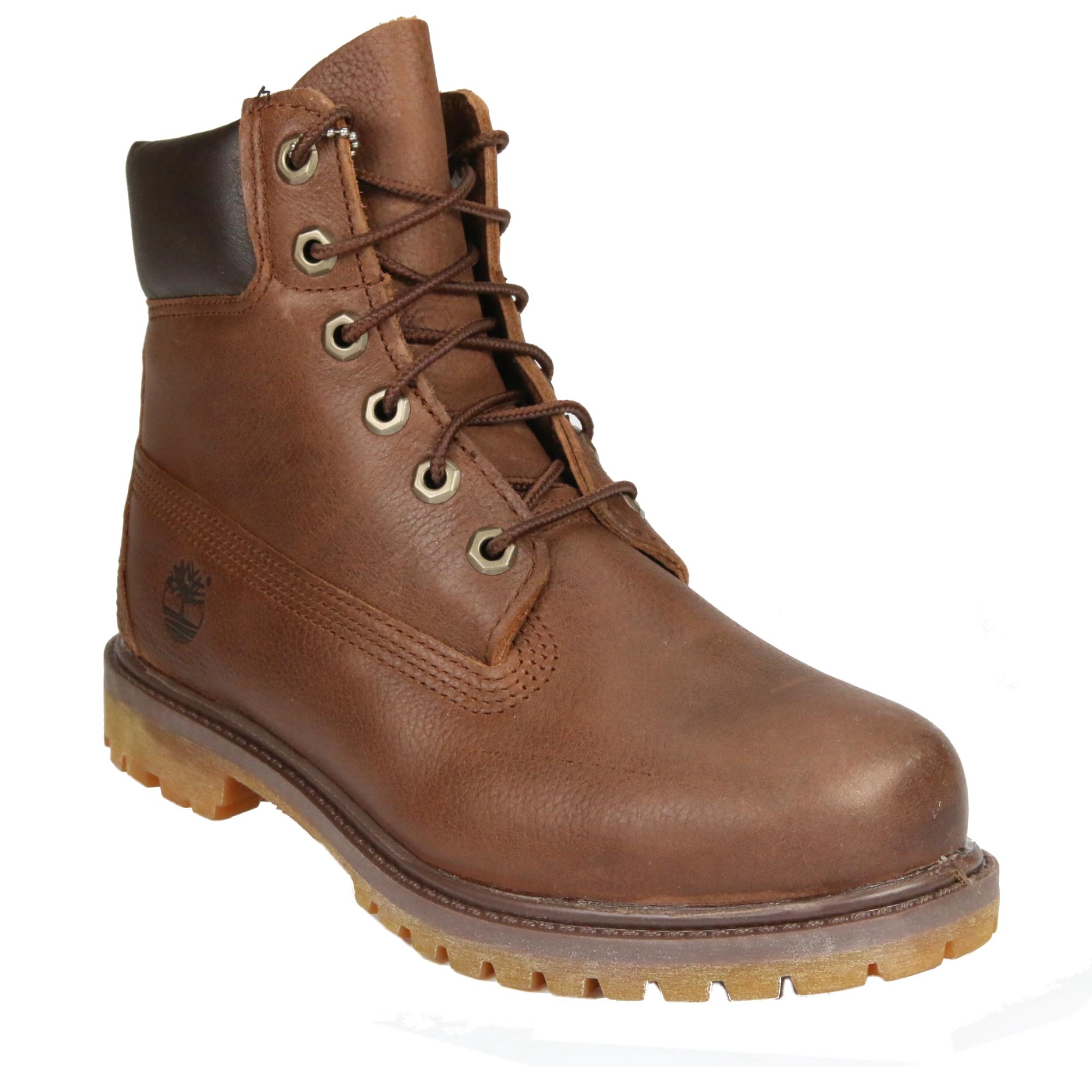 Timberland 6-Inch Premium Boots Damen Schuhe Stiefel ...