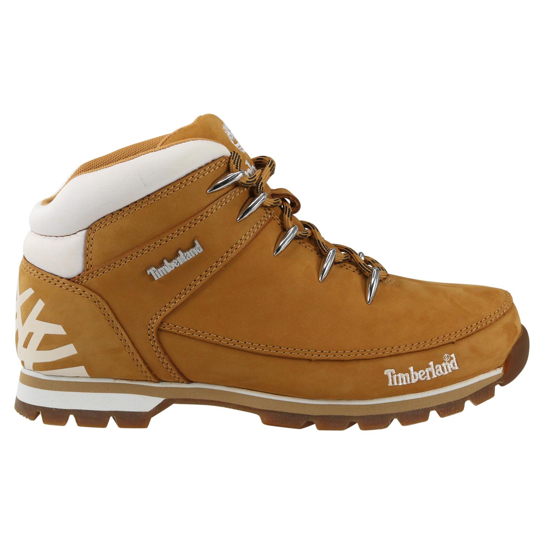 947c5fccba Timberland Euro Sprint Hiker Boots Winterschuhe Stiefel Beige Herren ...
